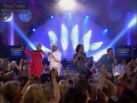 Hermes House Band & DJ Ötzi - Live is life - 2002 (видео)