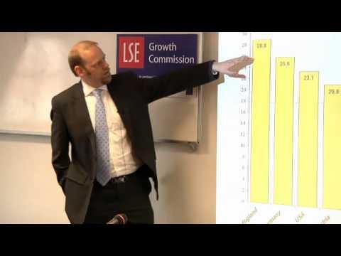 Die Rolle der Skills in einer Wachstumsstrategie für das Vereinigte Königreich