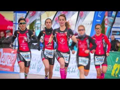 """Ana Mariblanca del TeamClaveria en """"Mujer y Deporte"""" de TVE"""