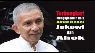 Video Terbongkar! Mengapa Amin Rais Amat Benci Jokowi dan Ahok MP3, 3GP, MP4, WEBM, AVI, FLV Oktober 2018