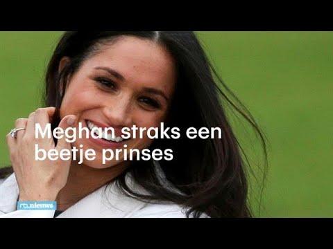 De status van Meghan na de bruiloft: prinses, nou ja een beetje - RTL NIEUWS