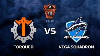 Torqued vs Vega Squadron, map 2 mirage, cs_summit 2