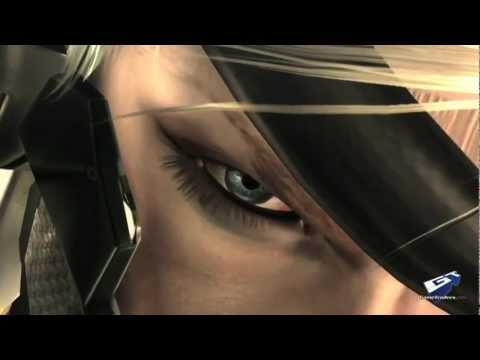 0 Trailer Leak!  Metal Gear Rising: Revengeance