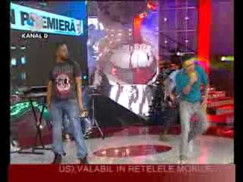 Animal X ft J.Yolo - Unii dintre noi / DREPT LA TINTA / 22 Decembrie 2010 (видео)