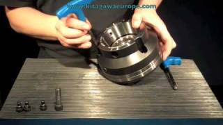 DHP65 Collet Chuck Disassembly