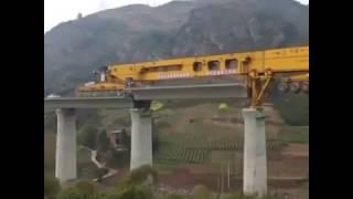 Moveable Erection, Sistem Box Girder untuk Konstruksi Kereta Cepat