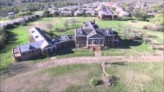 Sherman (TX) United States  city pictures gallery : DJI Phantom 4 - Abandoned Woodmen Circle Home - Sherman, TX