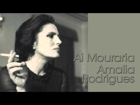 Ai Mouraria - Amalia Rodrigues (видео)