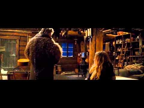 Kurt Russell Smashes Antique Martin Guitar in The Hateful Eight