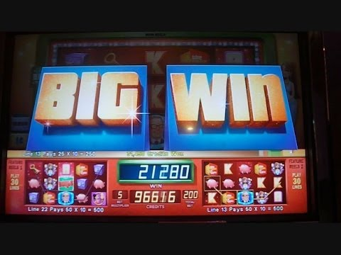 The Price is Right SLOT MACHINE BIG WIN + Progressive Jackpot Bonus Round