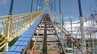 Lubbock (TX) United States  city photos : Galaxi Coaster POV - Joyland Amusement Park - Lubbock, Texas, USA