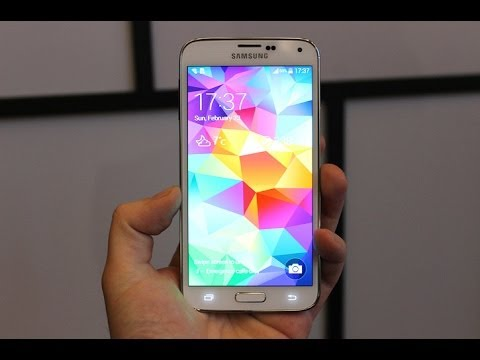 Samsung Galaxy S5 | First Look (Specs, Camera, Features, Release Date)