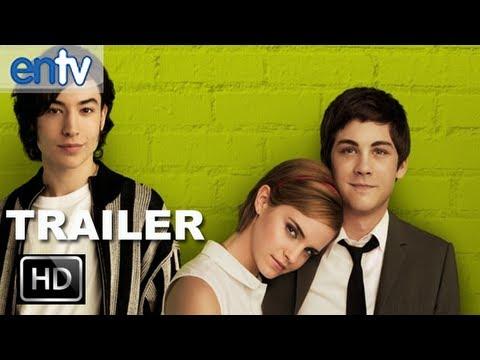 The Perks of Being a Wallflower Official Trailer [HD]: Emma Watson, Logan Lerman and Ezra Miller