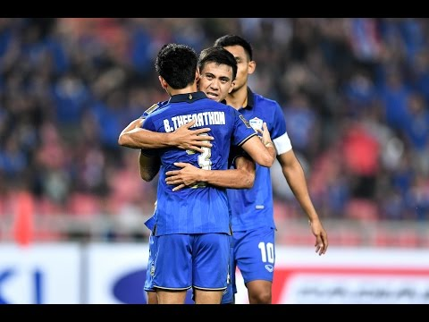 Match highlights: Thailand 4-0 Myanmar