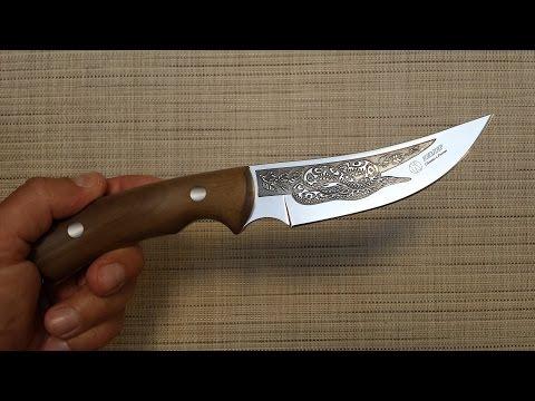 видеообзор, отзывы, описание Нож Кизляр