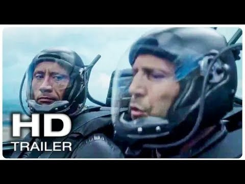 FAST AND FURIOUS 9 Hobbs And Shaw Trailer #6 Space Fight Scene (NEW 2019) Action Movie HD