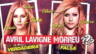 Será que Avril Lavigne está morta? Ela foi substituída por uma sósia que tomou seu lugar enganando milhares de fãs? Entenda a teoria da Avril morta e saiba o que aconteceu com ela.Me segue no INSTAGRAM - http://goo.gl/qdliIC @fecastanhariMeu Facebook - http://facebook.com/fecastanhariMeu SnapChat - FeCastanhariMeu Twitter - http://goo.gl/A1AsOg @fecastanhari App do Nostalgia para ANDROID - http://goo.gl/Fxnq5sApp do Nostalgia para IPHONE - http://goo.gl/W7rtPl Ficha TécnicaRoteiro - Rob Gordon e Felipe CastanhariMontagem e Edição - Nando AlmeidaArtes - Rick OrdonezPesquisa - LeonardoProdutora - http://tucanomotion.com.br