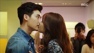 Video [W] ep.02 Han Hyo-joo kissed Lee Jong-suk! 20160721 MP3, 3GP, MP4, WEBM, AVI, FLV April 2018