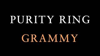 Grammy Purity Ring