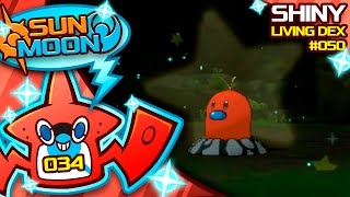 WHAT THE ???? SHINY ALOLAN DIGLETT!! Quest For Shiny Living Dex #050 | Sun Moon Shiny #34 by aDrive
