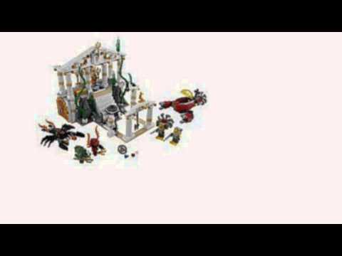 Video Video post on the Atlantis City Of Atlantis 7985