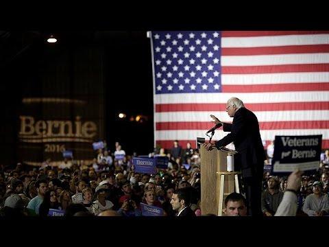 ΗΠΑ: Αποφασισμένος για μάχη μέχρι τέλους δηλώνει ο Μπέρνι Σάντερς