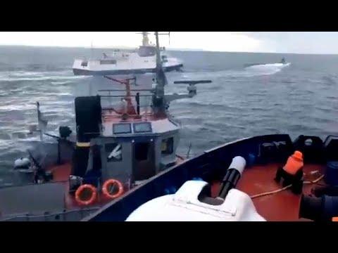 Ukraine: Eskalation vor der Krim - Poroschenko will Kriegsrecht verhängen
