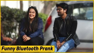 Bluetooth Prank - Flirting with Cute Girls | The HunGama Films