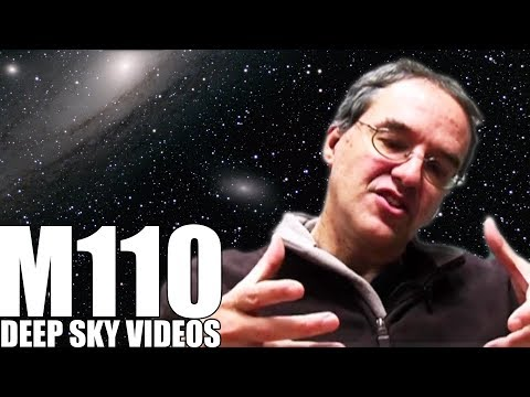 Andromeda  's Companion M110 - Deep Sky Videos