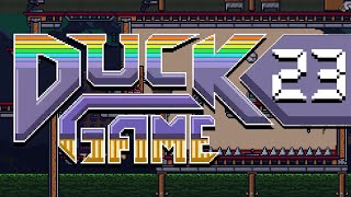 Duck Game w/ PokeaimMD, Akamaru, Gator & steve Montage Clips by PokeaimMD