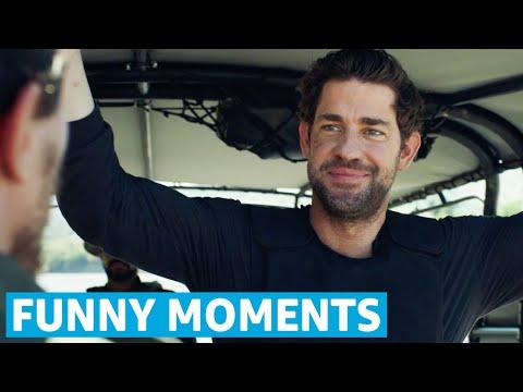 Funny Scenes from Jack Ryan Season 1 & 2 | Amazon Prime Video