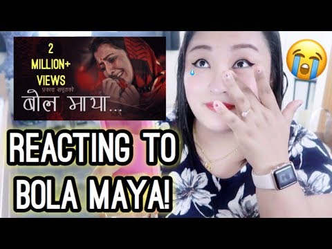 (Reacting to Prakash Saput's Bola Maya (Very Sad Nepali Song) - Try Not to Cry Challenge! - Day #125 - Duration: 10 minutes.)