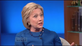 Harvey (IL) United States  city photos : Secretary Clinton discusses race in America || STEVE HARVEY