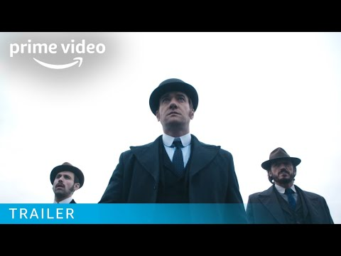 Ripper Street Season 4 International Promo