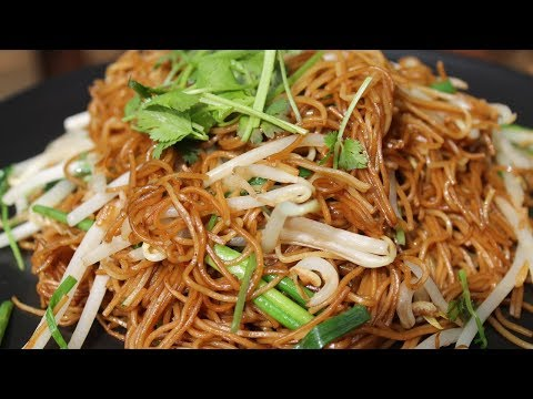 Nouilles Chinoises Sautées - 炒面 - Chow Mein - Cooking With Morgane