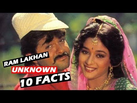 Ram Lakhan 1989 Movie unknown facts Budget Box office collection Anil Kapoor jackie Shroff Madhuri