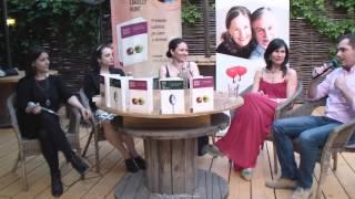 Lansarea colectiei PAS IN DOI la Carturesti Verona, 14 mai 2015