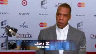 Jay-Z on why he got behind the movie ANNIE