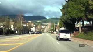 Coquitlam (BC) Canada  City new picture : Coquitlam, British Columbia, Driving Tour