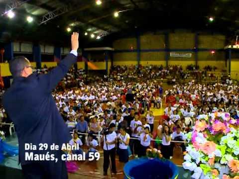 NT em Parintins, Itacoatiara, Maués e Manicoré - AAmaR/2012