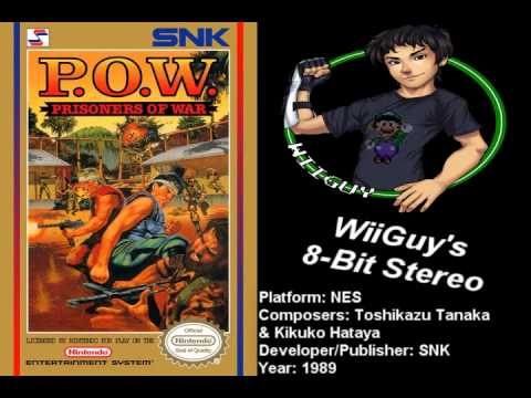 pow - prisoners of war nes rom cool