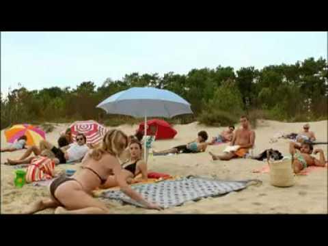 Grosse pouffe a la plage !!