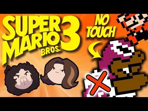 Mario 3: No Touch Challenge - PART 15 - Game Grumps