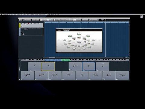 Cubase 8 New Features Video Tutorials   3   Chord Pads, New Chord Assistant Modes and Rock:Pop Toolb