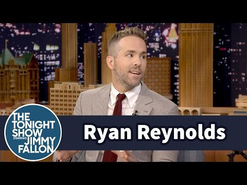 WATCH: Ryan Reynolds kind of admitted he might be a criminal