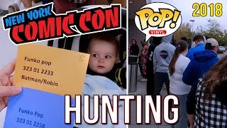Video NYCC 2018 Funko POP Hunting and More! - Flippers, Misses and Target Con! MP3, 3GP, MP4, WEBM, AVI, FLV Desember 2018
