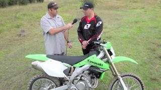 3. Kawasaki KLX450R 2009