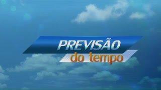 [HD] Previsão do Tempo para Curitiba e Região no Paraná TV 2 ª Edição (16/02/2016)