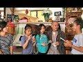 Thăm hỏi gia đình người Việt tại Mỹ