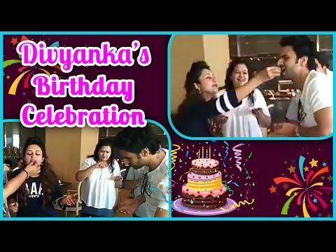 Divyanka Tripathi Birthday Celebration In THAILAND